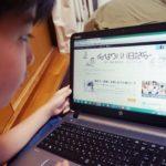 ブログに子供の写真を載せることについて息子と話し合いました